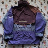 Vintage 90s Burgundy & Purple Adidas Adventure Jacket (XL/L)-Jackets/Coats-DISTINCT - THREADS
