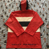 Vintage 90s Red Helly Hansen Sailing Jacket ⛵️(L)-Jackets/Coats-DISTINCT - THREADS