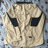 Vintage Beige Helly Hansen Jacket (L)-Jackets/Coats-DISTINCT - THREADS