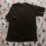 Vintage Black Adidas Equipment T Shirt (L)-T Shirts-DISTINCT - THREADS