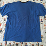 Vintage Blue Polo Sport Ralph Lauren Tshirt (XL)-T Shirts-DISTINCT - THREADS