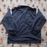 Vintage Blue Reebok Track Jacket (M)-Jackets/Coats-DISTINCT - THREADS
