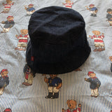 Vintage Denim Levi Reversible Bucket Hat-Hats/Accessories-DISTINCT - THREADS