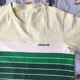 Vintage Green Adidas Original T Shirt (M)-T Shirts-DISTINCT - THREADS
