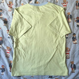 Vintage Green Fred Perry T Shirt (M)-T Shirts-DISTINCT - THREADS