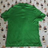 Vintage Green Lacoste Polo Shirt 🐊 (6/L)-Polos-DISTINCT - THREADS