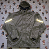 Vintage Grey Reebok Track Jacket (M)-Jackets/Coats-DISTINCT - THREADS