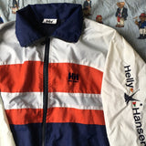 Vintage Helly Hansen Twin Sails Jacket (L)-Jackets/Coats-DISTINCT - THREADS