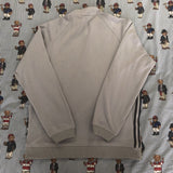 Vintage Lilac Adidas 1/4 Zip Sweatshirt (M)-Sweatshirts/Jumpers-DISTINCT - THREADS