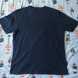 Vintage Navy Tommy Hilfiger T Shirt (L)-T Shirts-DISTINCT - THREADS