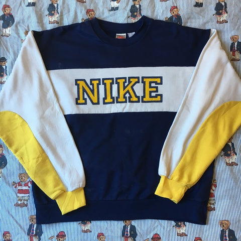 Vintage Nike Sweatshirt (M)-Sweatshirts/Jumpers-DISTINCT - THREADS