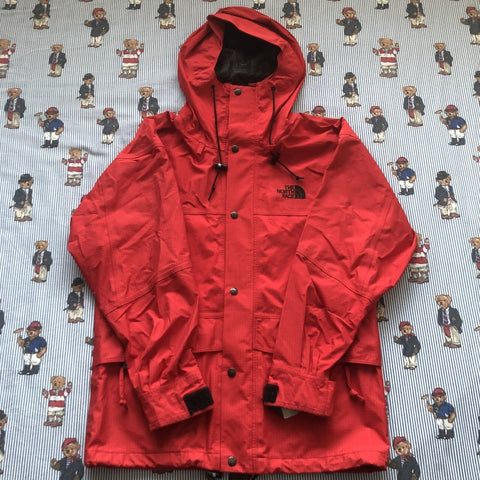 Vintage Red North Face Gore-Tex Jacket 🏔 (S)-Jackets/Coats-DISTINCT - THREADS