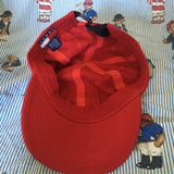 Vintage Red Tommy Hilfiger Six Panel Cap 🔥-Hats/Accessories-DISTINCT - THREADS