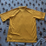 Vintage Sun Yellow Adidas Polo Shirt (XL/L)-Polos-DISTINCT - THREADS
