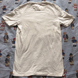 Vintage White Timberland T Shirt (S)-T Shirts-DISTINCT - THREADS
