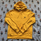 Vintage Yellow Nike Pullover Hoodie 🌞(M)-Sweatshirts/Jumpers-DISTINCT - THREADS