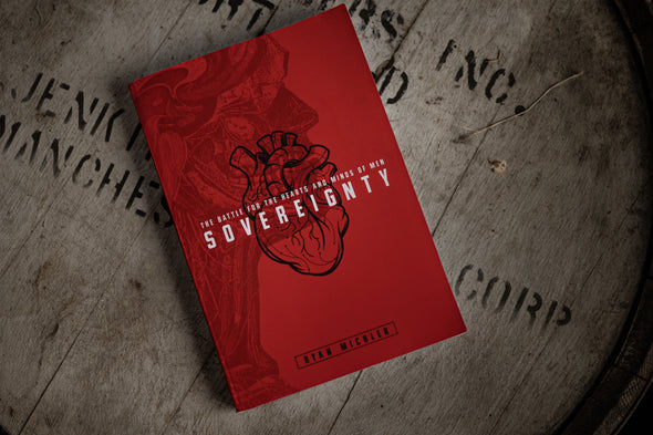 Sovereignty Paperback or Hardcover  (Signed Copy)