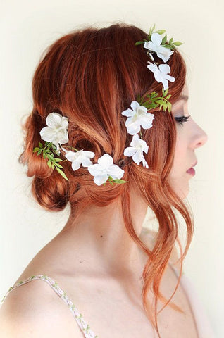 wedding hair vine, best wedding hair accessories