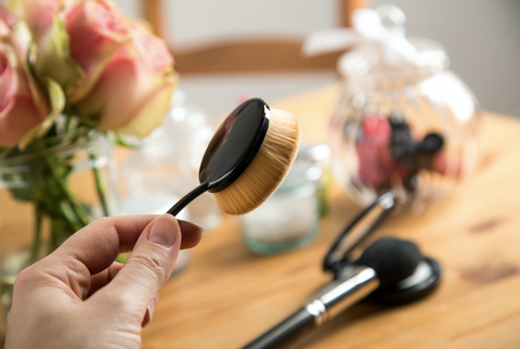 best oval makeup brushes