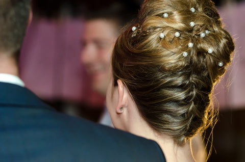 wedding braids, best wedding hair accessories