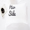 """His and Her Side"" Bedding Set - Trend-gem"