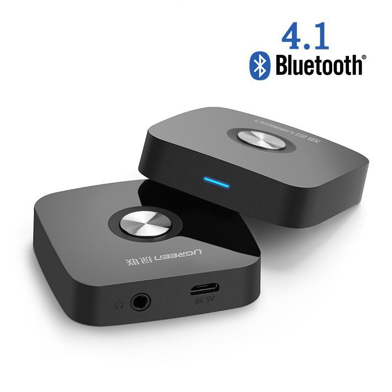 4.1 Wireless Bluetooth Receiver 3.5MM Aux receiver Audio Stereo Music Receiver Bluetooth Audio Adapter Car Aux Receiver - Trend-gem