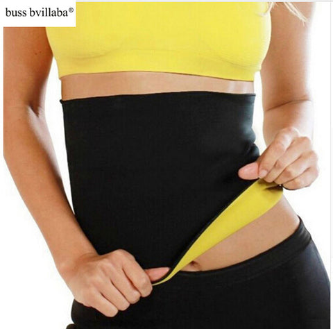 Plus Size Neoprene Slimming Waist Trainer - Trend-gem