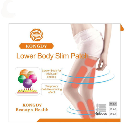 Lower Body Slim Patch 30 Pieces /Box Leg Slim Pad Body Weight Loss Plaster Fat Burning Patches - Trend-gem