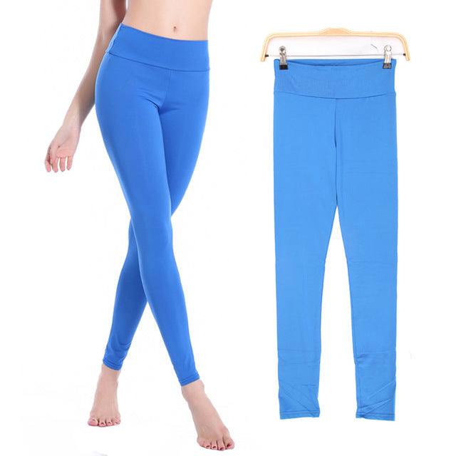 High-Waisted Yoga Leggings - Trend-gem