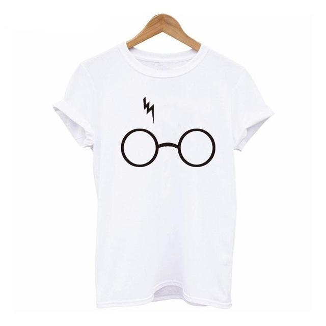 Women's Lightening Glasses Tee - Trend-gem