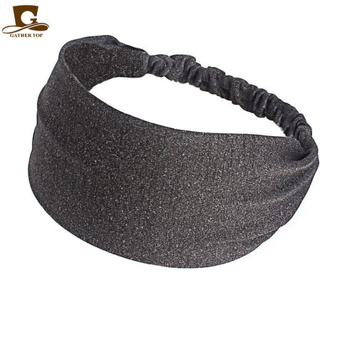 Moisture Wicking Sports Hairband - Trend-gem
