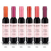 Long Lasting Red Wine Bottle Matte Lip Gloss - Trend-gem