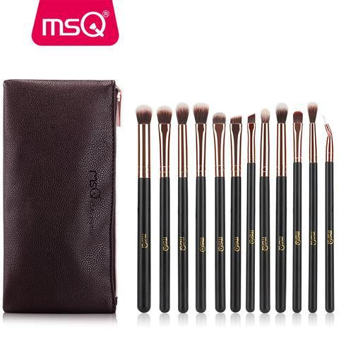 12PCS EYESHADOW MAKEUP BRUSHES SET