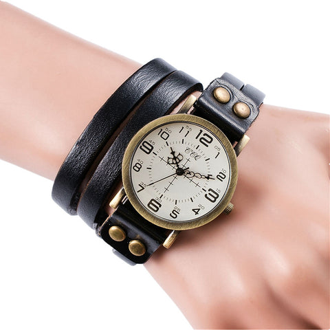 Strappy Stud Watch