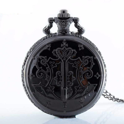 Butler Pocket Watch