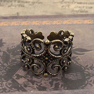 Intricate Vintage Ring