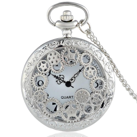 Gearworks Pocket Watch