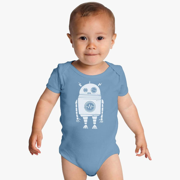 Unique Baby Shower Gift Ideas for Boys: Big Robot