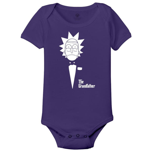 Baby Shower Gift Ideas from Family: The Grandfather Rick and Morty