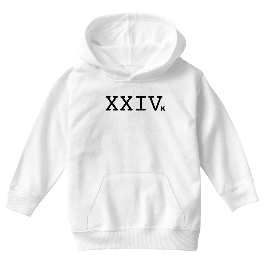 24K Magic Logo Kids Hoodie