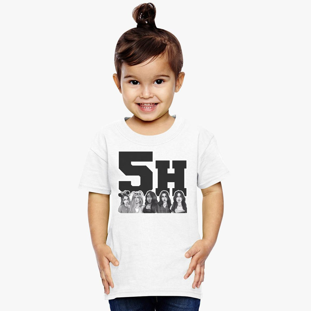 5H Fifth Harmony Toddler T-shirt