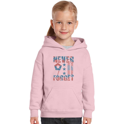 9-11-In-Remembrance Kids Hoodie