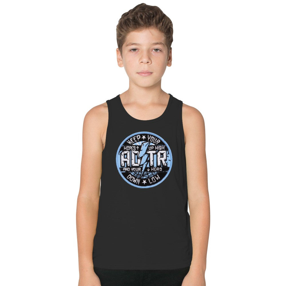 A Day To Remember Kids Tank Top