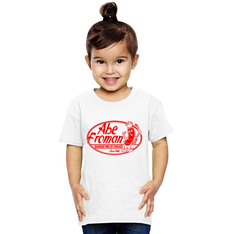 Abe Froman Red Sausage King Toddler T-shirt