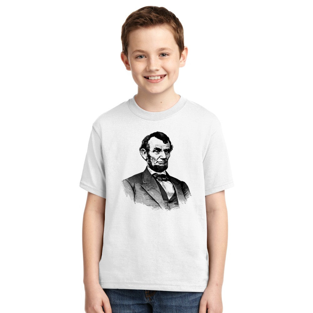 Abraham Lincoln Youth T-shirt