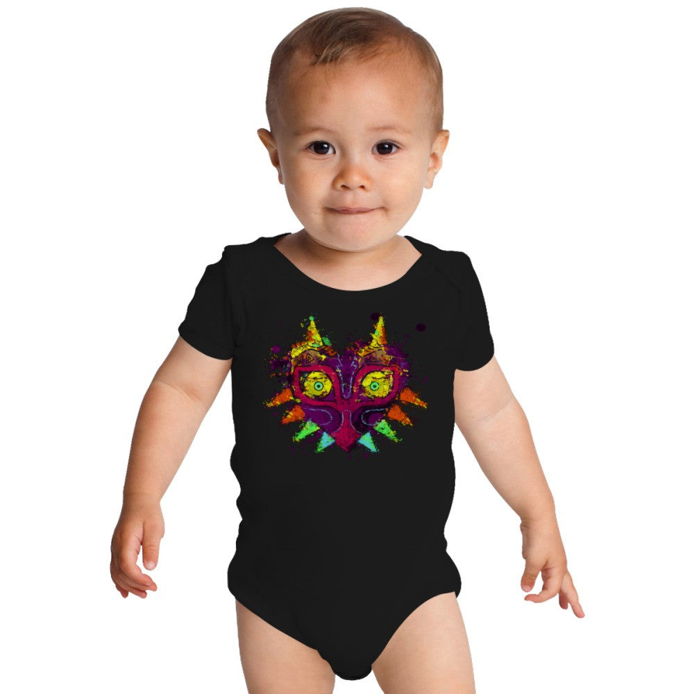 Abstract Majora   Baby Onesies