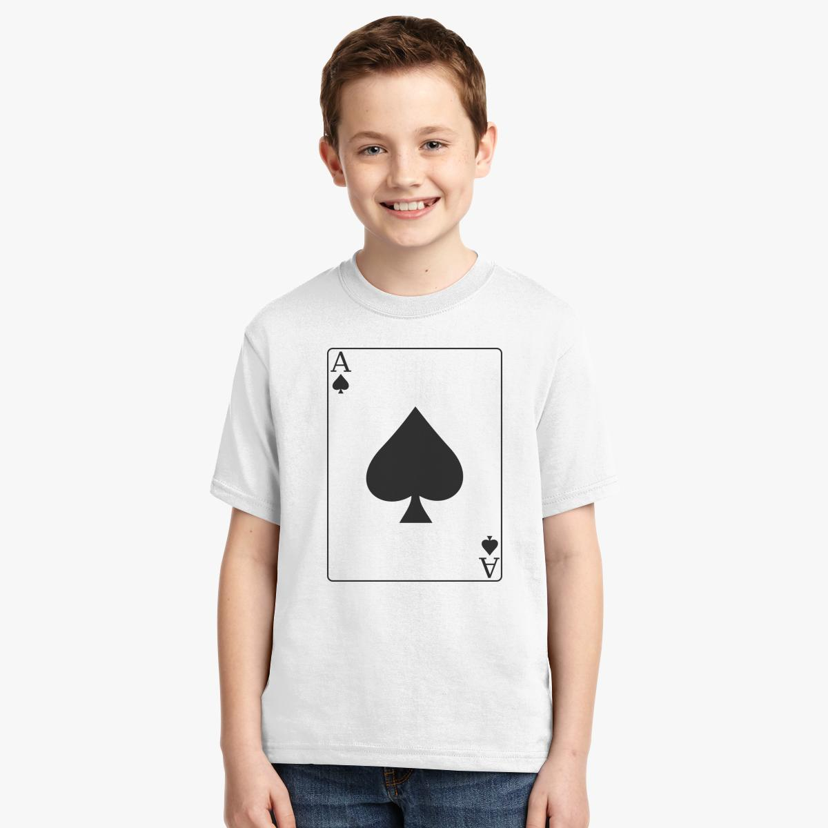 Ace Of Spade Youth T-shirt
