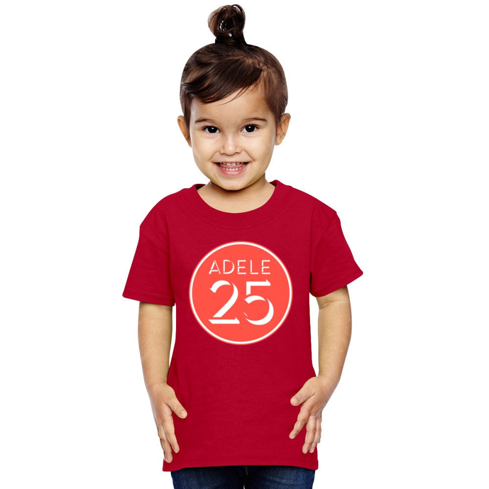 Adele 25 Toddler T-shirt