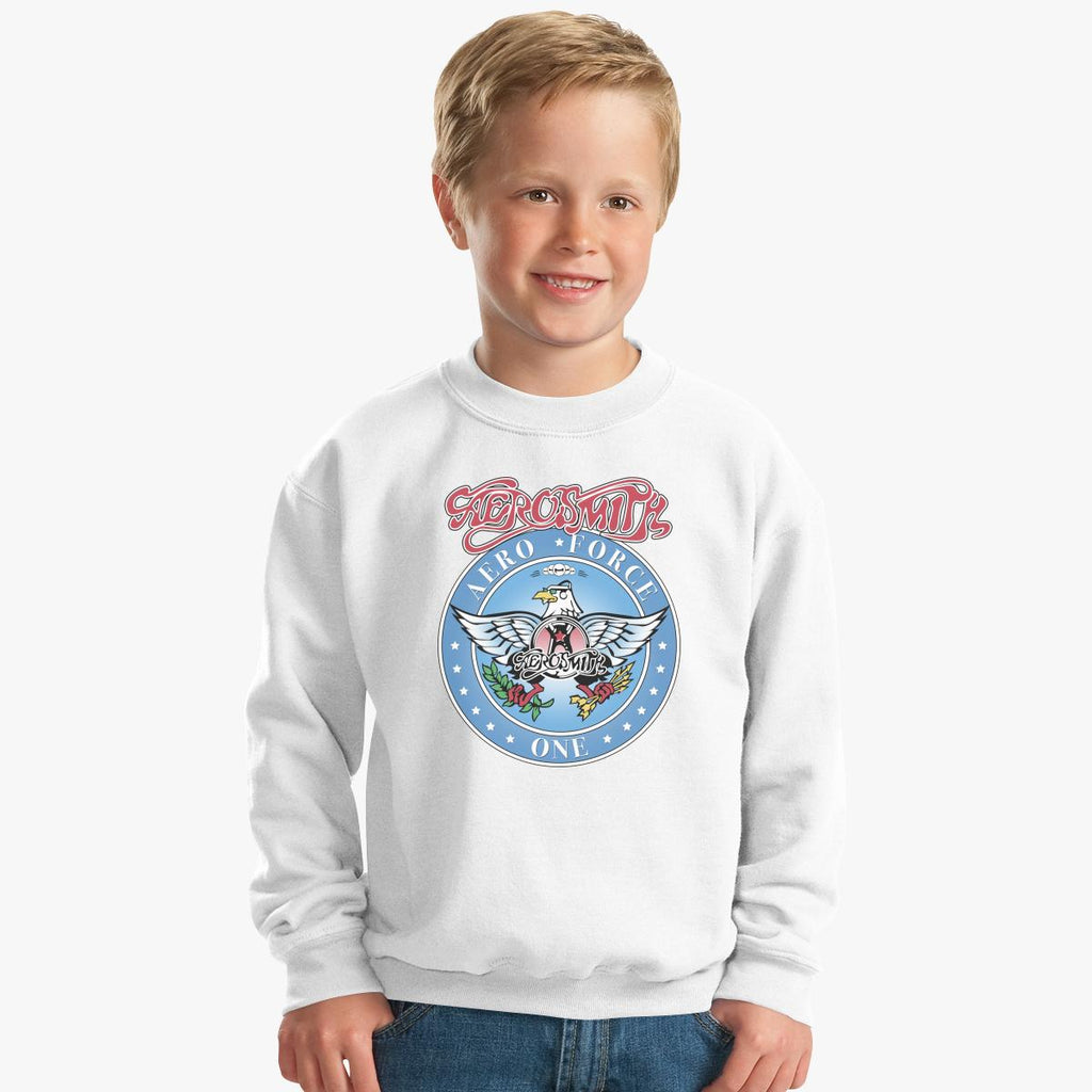 Aerosmith - Aero Force Kids Sweatshirt