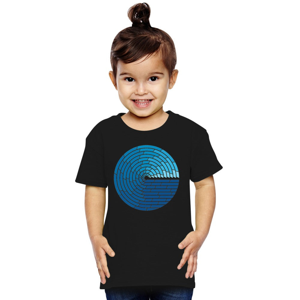 Almighty Ocean Toddler T-shirt